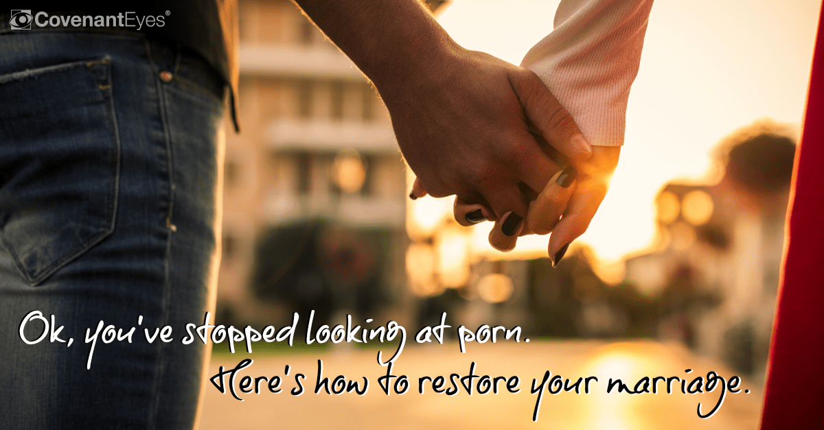 Here's how to restore your marriage