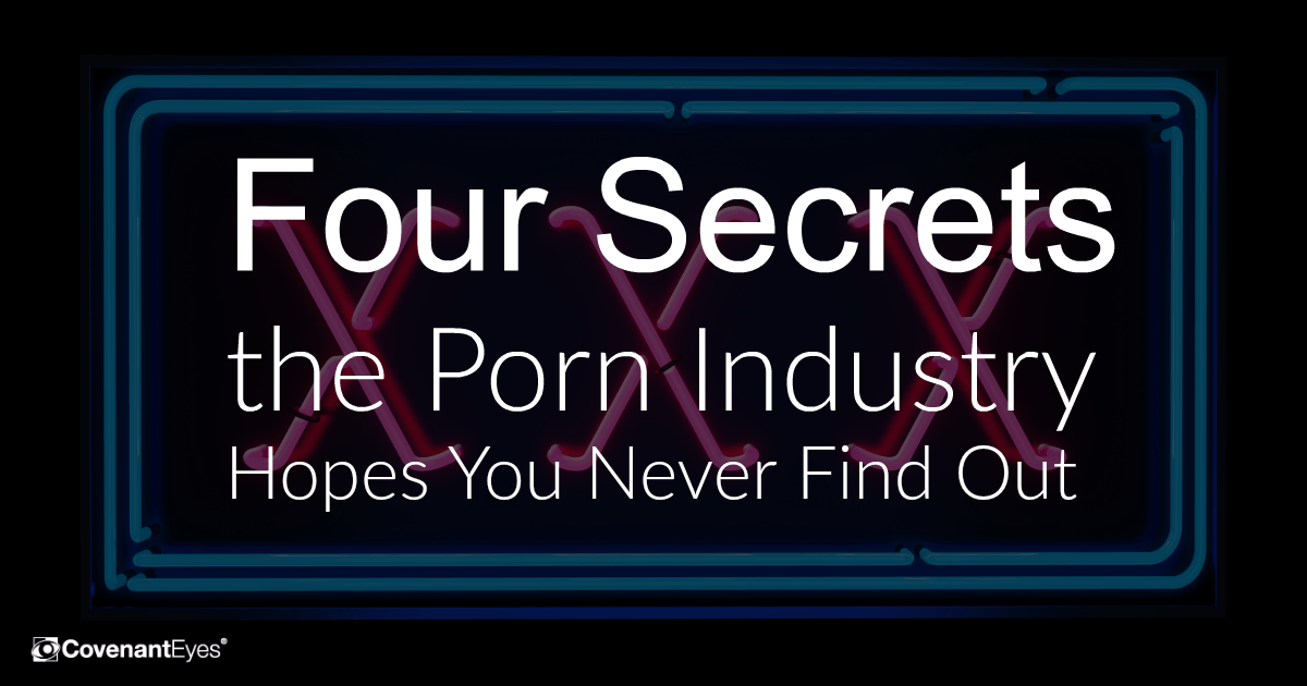 secrets the porn industry wants to keep