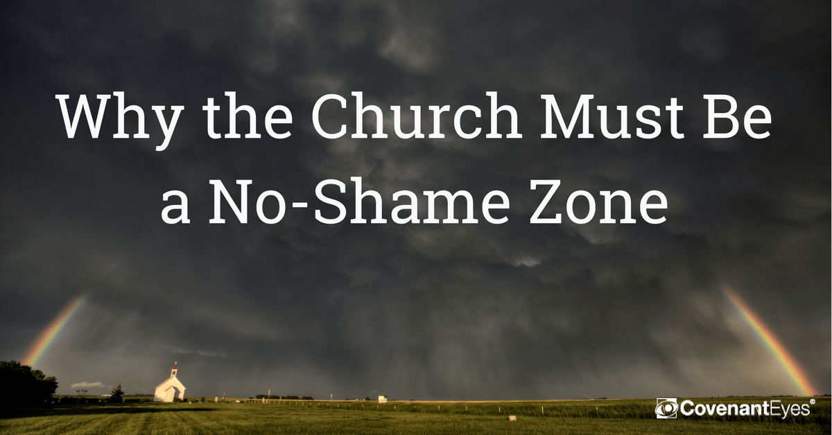 Why the Church Must Be a No-Shame Zone