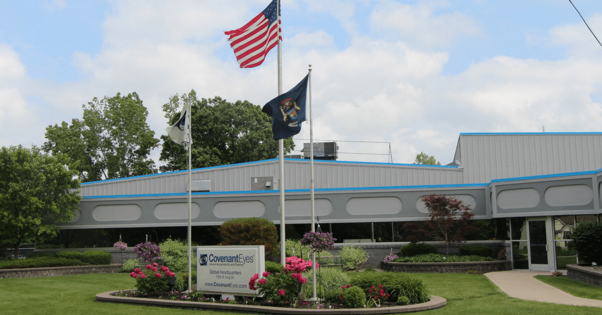 Covenant Eyes selected for the Corp! Michigan Bright Spots Award
