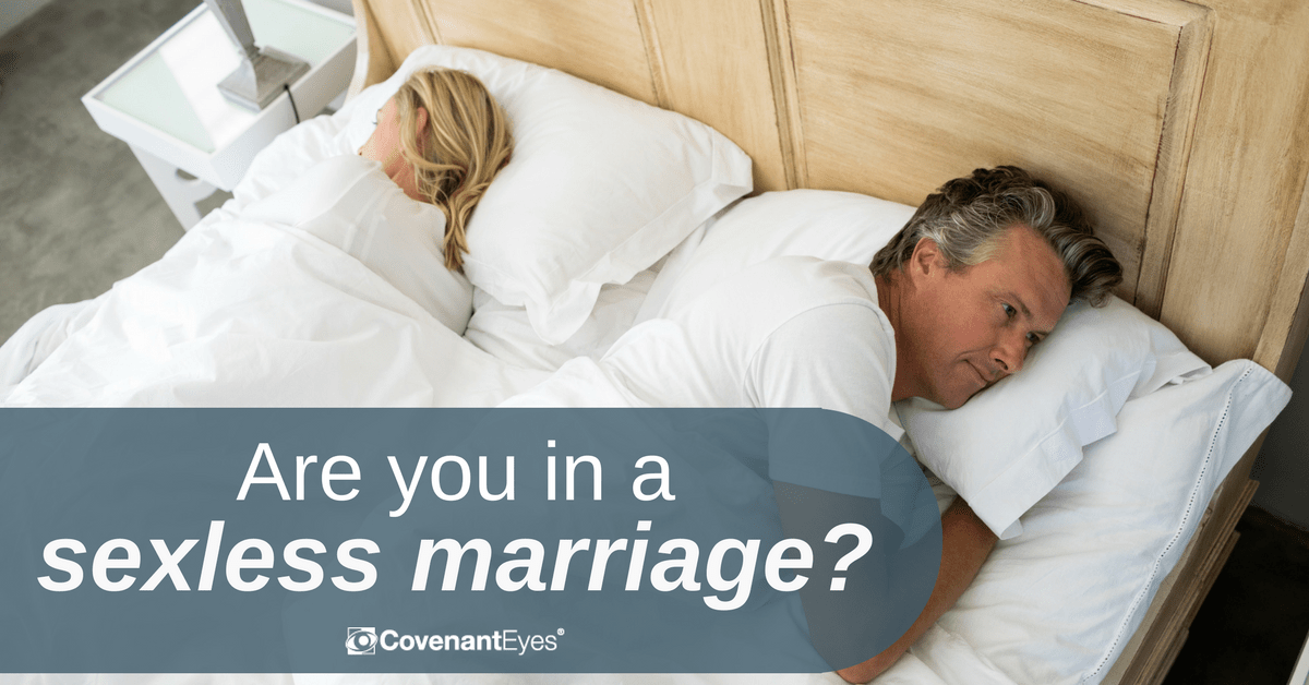 Getting out of a sexless marriage