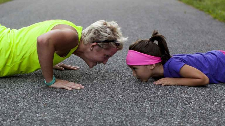 Warm Up to Cool Down while making a schedule for your kids