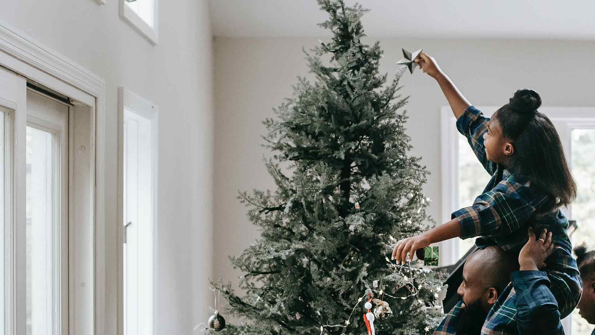 holiday family stress