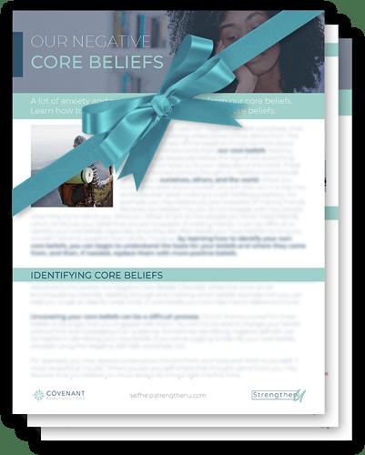 Negative Core Beliefs