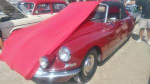 DS Cabriolet Taille XL