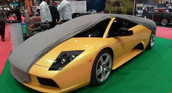 Lamborghini Murciélago XL