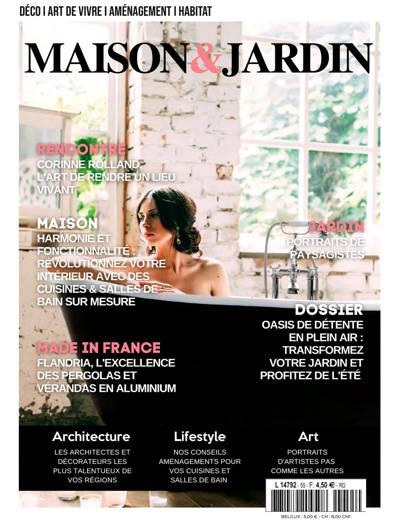 abonnement magazine maison et jardin