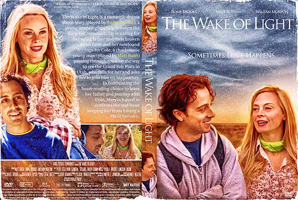 The Wake of Light (2021) DVD Cover