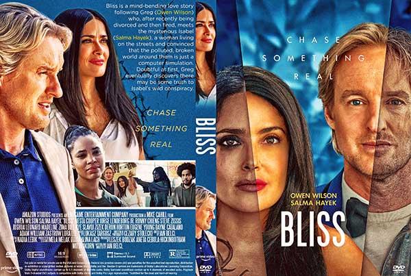 Bliss (2021) DVD Cover