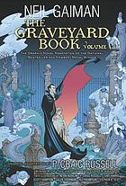 Cover of The Graveyard Book Graphic Novel Volume 1
