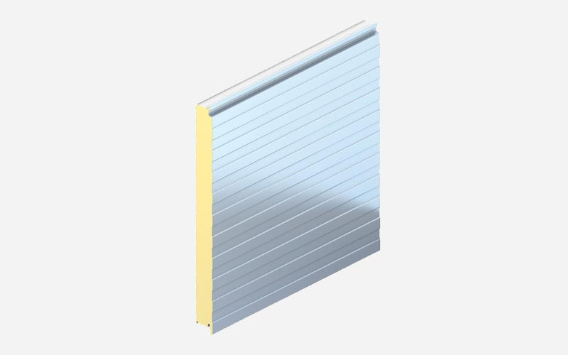 Kingspan Euro-Box wall panel
