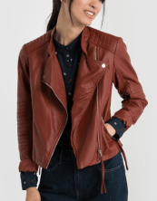 Faux Leather Jacket: La Redoute/Vero Moda