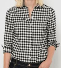 Flannel Shirt: La Redoute