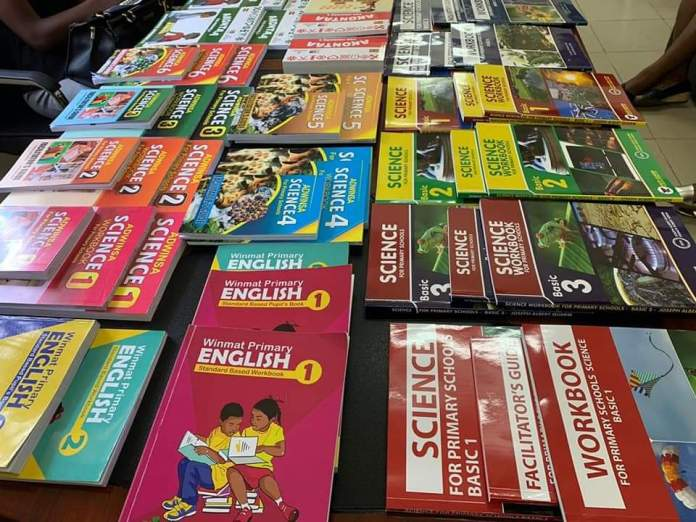 NaCCA announced textbooks for Kindergarten and primary schools
