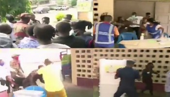 Contestants in the NPP Parliamentaries Primaries allegedly sharing ...