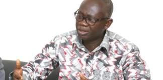 Professor Kwesi Opoku-Amankwa