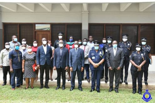 Police Sign Memorandum of Understanding With UCC To Train Special Investigators