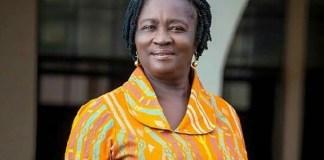 Professor Naana Jane Opoku-Agyemang