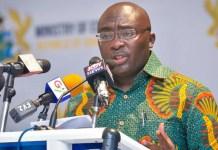 H.E Dr. Alhaji Mahamudu Bawumia