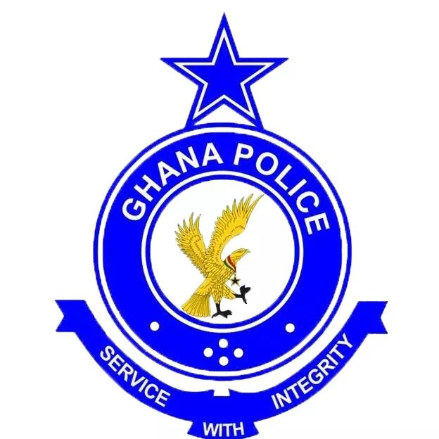 Ghana Police Service Logo