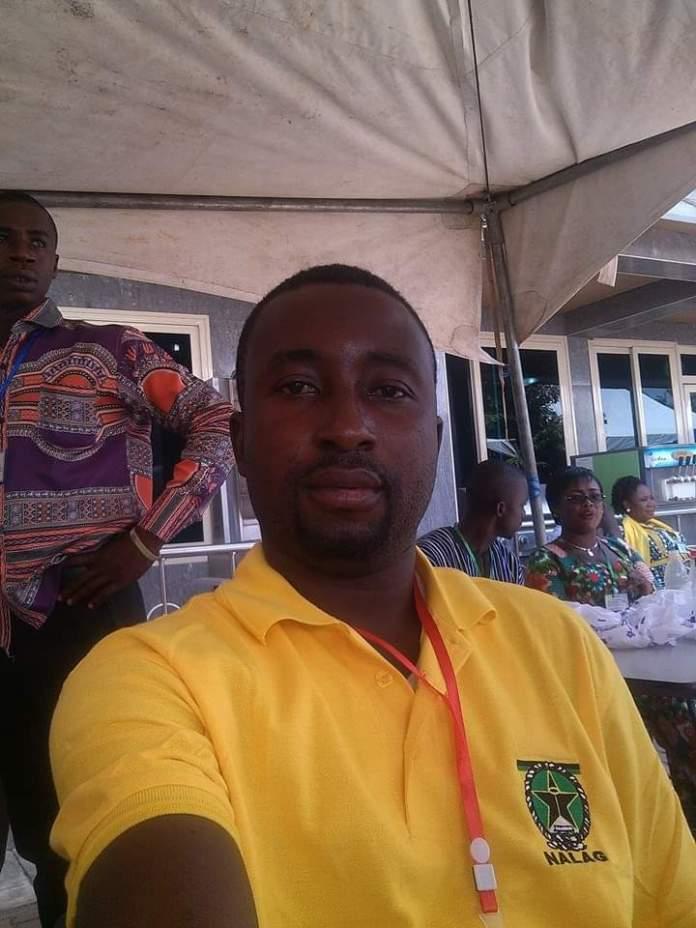 The late Isaac Kojo Nsiah