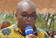 South Tongu DCE, Mr. Emmanuel Louis Agama