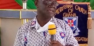 Asutifi North IPDC Chairman, Rev Seth Owusu Dwamena
