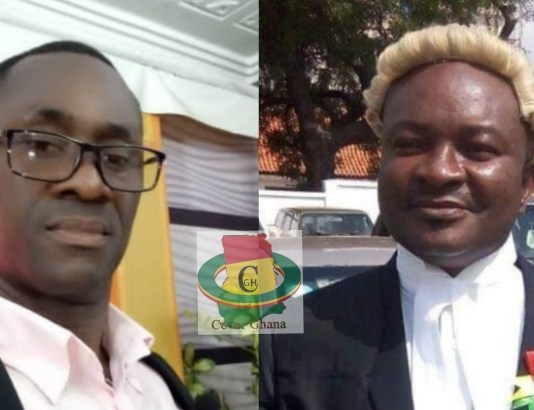 Concerned Lawyers from the Volta Region