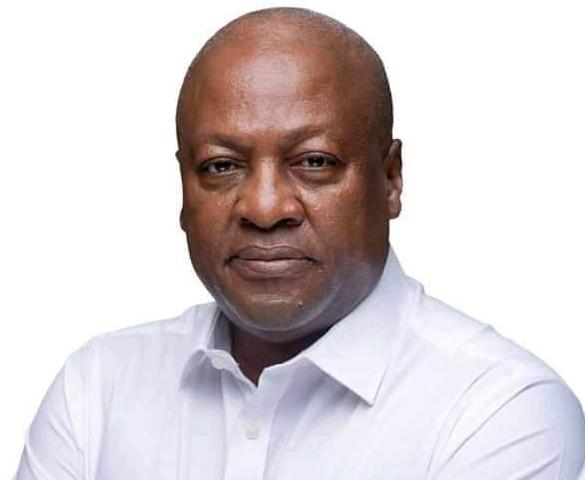 Mr. John Dramani Mahama