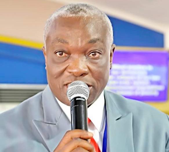 Rev. Emmanuel T. Barrigah, General Secretary of GPCC