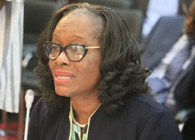 Attorney General, Madam Gloria Akufo