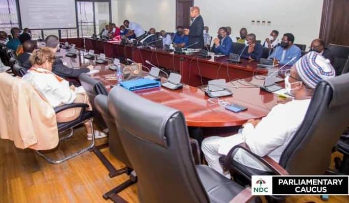 Minority caucus in Parliament