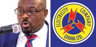 Managing Director of ECG Kwame Agyeman-Budu