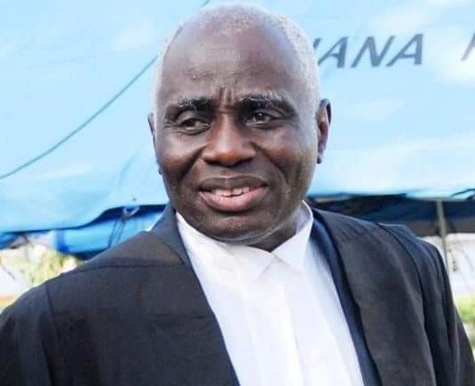 Lawyer Tsatsu Tsikata