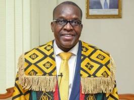 Hon. Alban Kingsford Sumana Bagbin