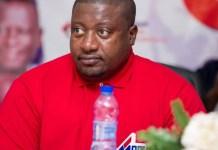 Henry Nana Boakye Nana-B Esq - National Youth Organizer, NPP