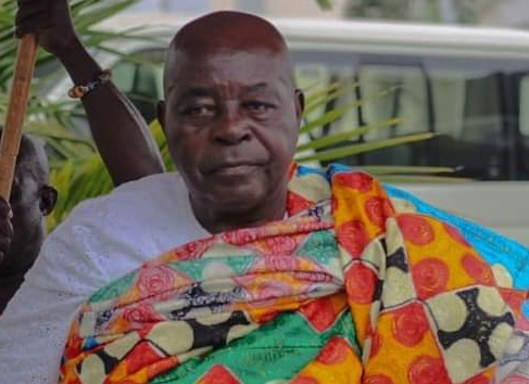 Paramount Chief of Anlo Traditional Cauncil