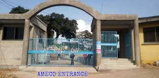 EP College of Education, Amedzofe