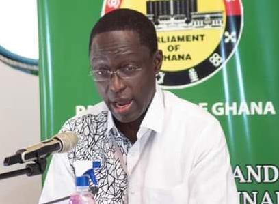 Lawyer Cyril Kwabena Oteng Nsiah