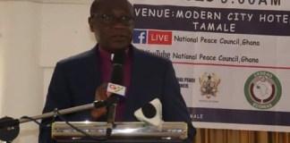 Rev. Dr. Ernest Adu-Gyamfi