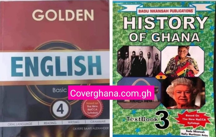 Controversial History of Ghana textbooks