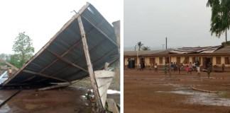 Kparekpare Municipal Assembly Basic School buildings