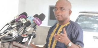 Chairman of National Media Commission, Yaw Boadu-Ayeboafoh