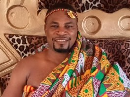 Divisional Chief of Sogakope under Fievie Traditional Area Togbe Atsuga Sogah lI