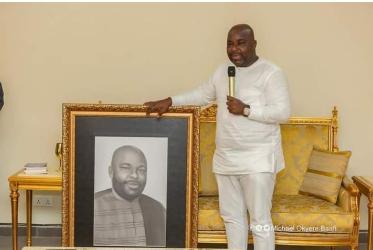 Mr. Michael Okyere Baafi