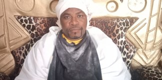 Togbe Atsuga Sogah ll, the Divisional Chief of Sogakope
