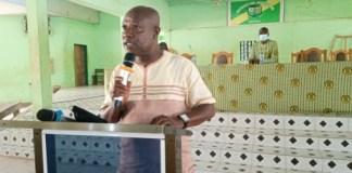 Mr. Gilbert Enyonam Avemegah