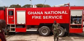 Ghana National Fire Service