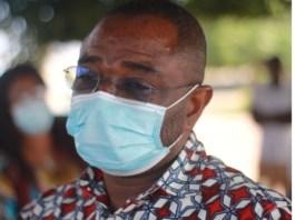 Mr. Wisdom Kobena Mensah Woyome