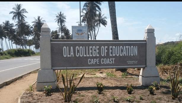 Ola College of Education, Cape Coast